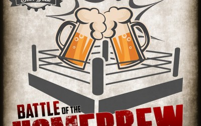 Battle of The Homebrew Clubs – Harrisburg Beer Week Federal Taphouse Event