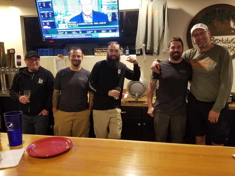 Four Sons, Two Breweries, One Delicious Collaboration
