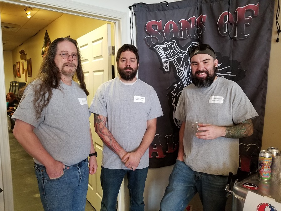 The Sons Pour at Harrisburg Beer N Cigar