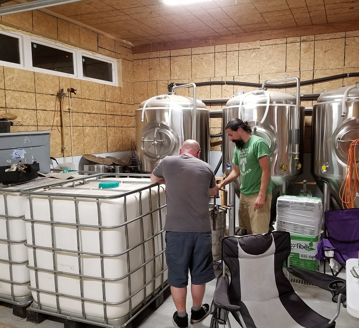 Sons of Alchemy Member Brooks Hemauer to Open Brewery