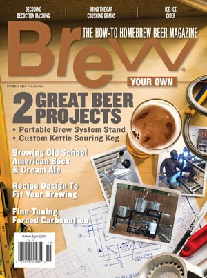 Sons of Alchemy Member's Article Featured in BYO Magazine