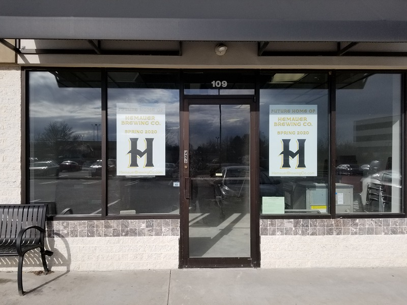 Sons Member's Hemauer Brewing to Open Taproom